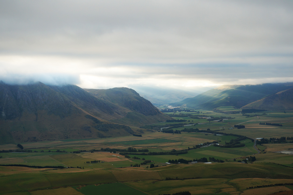 Light on the Land, New Zealand