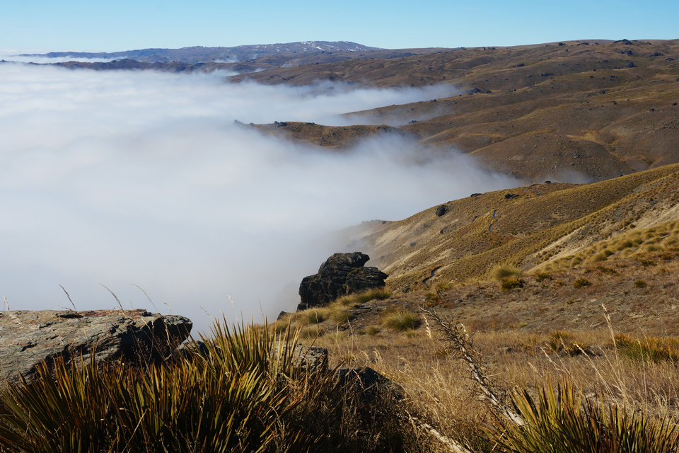 Sea of Clouds, New Zealand