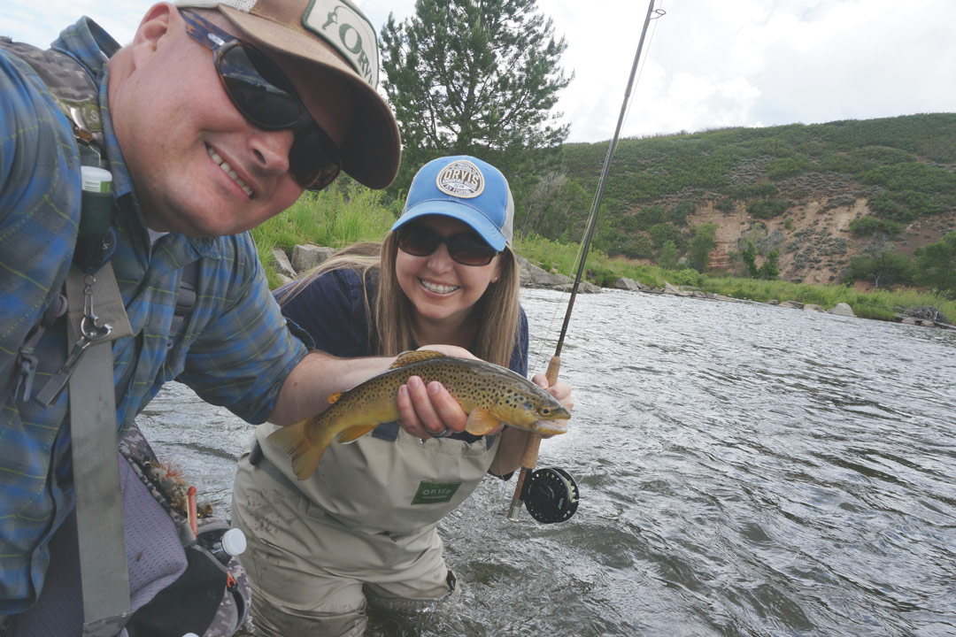 A guide to understanding fly fishing guides bumpy water for Fly fishing blogs