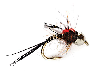 Higa 39 s s o s fly pattern s o s nymph for History of fly fishing